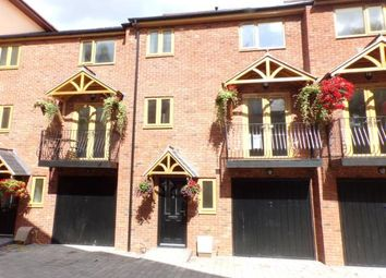 Thumbnail 4 bed terraced house for sale in The Courtyard, Hill Street, Walsall, West Midlands