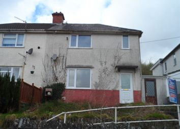 Thumbnail 3 bed semi-detached house for sale in Penywern Road, Ystalyfera, Swansea