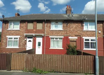 Thumbnail 2 bedroom terraced house for sale in Cranfield Avenue, Middlesbrough
