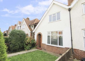 Thumbnail 3 bed semi-detached house for sale in Thornton Avenue, West Drayton