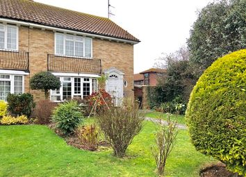 Thumbnail 3 bed semi-detached house for sale in Firwood Close, Eastbourne