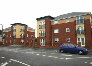 Thumbnail 2 bedroom flat for sale in Aston Court, Crankhall Lane, West Bromwich