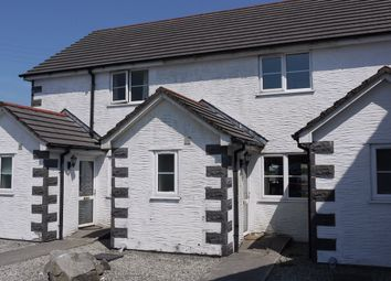 Thumbnail 2 bed terraced house to rent in Cleavers Way, Stenalees, St Austell, Cornwall