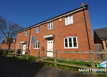 Thumbnail 3 bed semi-detached house for sale in Tall Pines Road, Witham St. Hughs, Lincoln