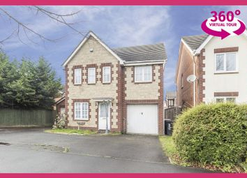 Thumbnail 4 bed detached house for sale in Morgraig Avenue, Coedkernew, Newport