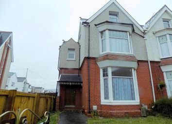 Thumbnail 5 bed semi-detached house for sale in Cimla Road, Neath, Neath Port Talbot.