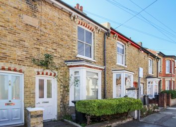 Thumbnail 2 bed terraced house to rent in Beverley Road, Canterbury