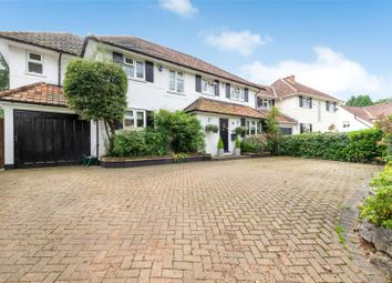 Thumbnail 5 bed detached house for sale in Lynwood Grove, Orpington
