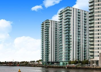 Thumbnail 1 bed flat to rent in The Lightbox, Media City Uk Broadway, Salford