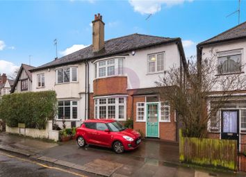 4 bed semi-detached house for sale in North End Road, Golders Hill, London NW11