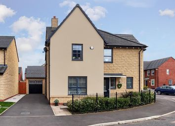 Thumbnail 4 bed detached house for sale in Irwell Mews, Clitheroe
