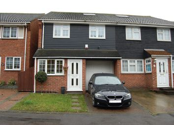 Thumbnail 4 bedroom semi-detached house for sale in Lambs Meadow, Woodford Green