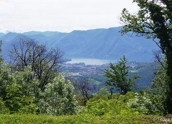 Thumbnail Land for sale in 6936, Cademario, Switzerland