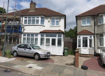 Thumbnail 3 bedroom semi-detached house to rent in Lakeside Close, Welling, Kent