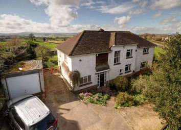 Thumbnail 4 bed detached house for sale in Woodbury, Exeter