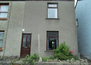 Thumbnail 3 bed end terrace house to rent in Thistleboon Road, Mumbles, Swansea