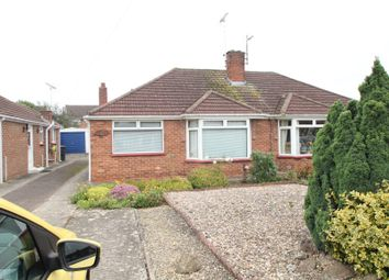 Thumbnail 2 bed semi-detached bungalow to rent in Rodney Close, Longlevens, Gloucester