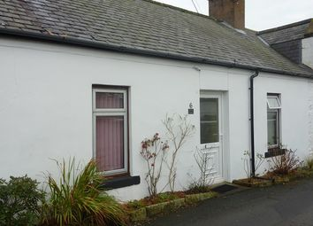 Thumbnail 1 bed terraced house for sale in Corse Road, Penpont, By Thornhill, Dumfriesshire