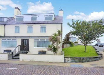 Thumbnail 10 bed semi-detached house for sale in Marine Square, Holyhead, Anglesey