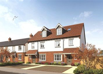 Thumbnail 4 bedroom semi-detached house for sale in The Mansfield, The Paddocks, Bourne End, Hertfordshire