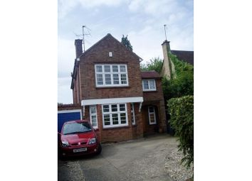 Thumbnail 4 bed detached house to rent in Gilbert Road, Cambridge