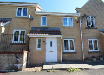 Thumbnail 3 bed terraced house for sale in Pwll Yr Allt, Tir-Y-Berth, Hengoed