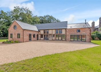 Thumbnail 4 bed detached house for sale in Great Fernhill Barns, Whittington, Oswestry, Shropshire