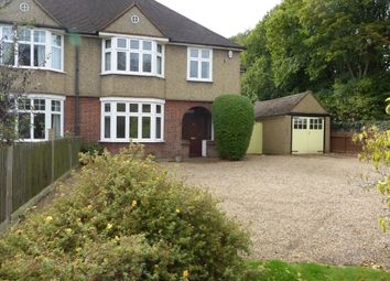 Thumbnail 4 bed semi-detached house for sale in High Street, London Colney, St. Albans