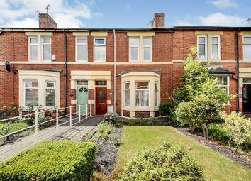 Thumbnail 3 bed terraced house for sale in Hollywood Avenue, Walkerville, Newcastle Upon Tyne, Tyne And Wear