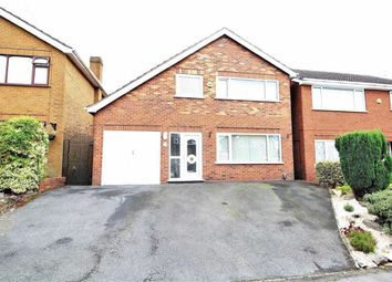 Thumbnail 3 bed detached house for sale in Breen Rydding Drive, Coseley, Bilston