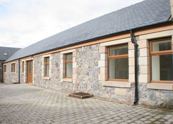 Thumbnail 4 bed bungalow for sale in The Bungalow, Burnside Farm Steadings, Old Greenock Road
