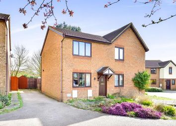 Thumbnail 2 bedroom semi-detached house for sale in Groombridge, Kents Hill, Milton Keynes, Bucks