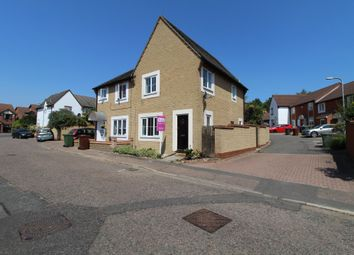 Thumbnail 3 bed semi-detached house to rent in Devereux Road, Chafford Hundred, Grays