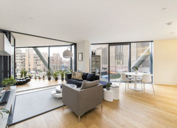 Thumbnail 2 bed flat for sale in 50, Holland Street, London