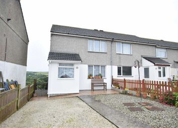 Thumbnail 2 bed end terrace house for sale in St. Martins Road, Stratton, Bude