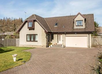 Thumbnail 4 bed detached house for sale in Commander's Grove, Braco, Dunblane, Perth And Kinross