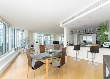 Thumbnail 3 bedroom flat for sale in Kingfisher House, Battersea Reach
