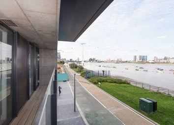 Thumbnail 4 bedroom flat for sale in Waterman Gardens, Greenwich Peninsula, London SE10, London,