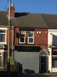 Thumbnail Commercial property for sale in 103 Beckett Road, Doncaster, South Yorkshire