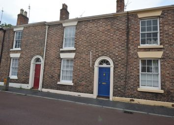 Thumbnail 2 bed terraced house to rent in Egerton Street, Chester