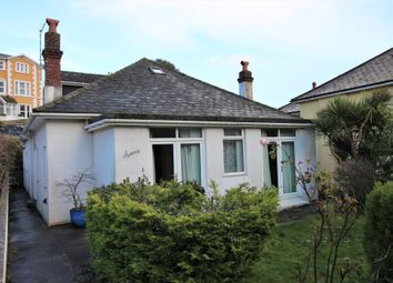 Thumbnail 4 bed detached bungalow for sale in Avoca Avenue, Torquay