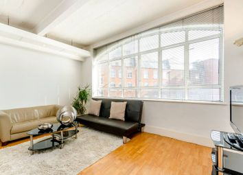 Thumbnail 1 bed flat to rent in City Reach, Islington