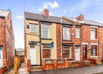 Thumbnail 3 bed terraced house for sale in Gillott Road, Sheffield