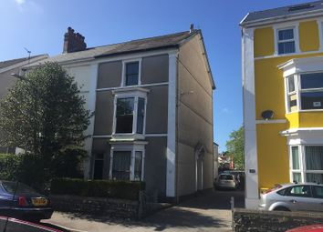 5 bed semi-detached house for sale in Eaton Crescent, Uplands, Swansea SA1