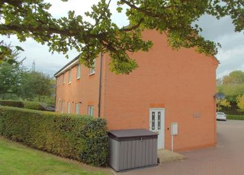Thumbnail 1 bed flat for sale in Barons Court, Barons Close, Leicester, Leicestershire