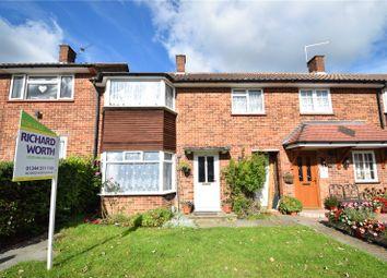 Thumbnail 3 bedroom terraced house for sale in Wilwood Road, Priestwood, Bracknell, Berkshire