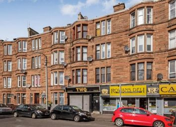 Thumbnail 2 bed flat for sale in Budhill Avenue, Glasgow, Lanarkshire