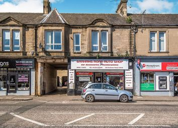 Thumbnail 2 bed flat for sale in Grahams Road, Falkirk