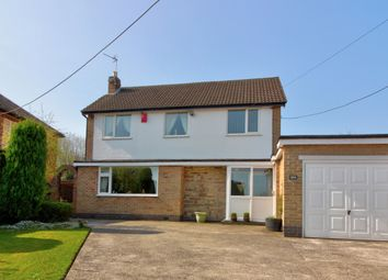 Thumbnail 3 bed detached house for sale in Leicester Road, Markfield