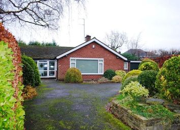 Thumbnail 3 bed bungalow for sale in The Green, Cheadle Hulme, Cheadle, Greater Manchester